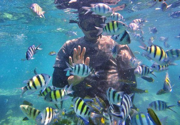 Snorkeling di Pulau Tidung (instagram.com)