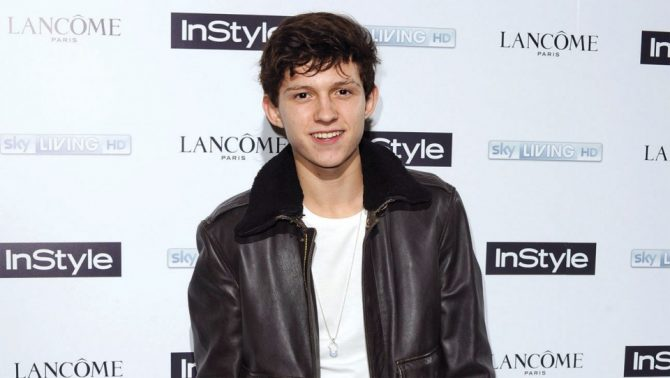 Tom Holland (Hollywood Reporter)