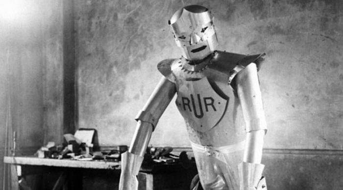 Eric, Robot yang Pertama Eksis di Dunia