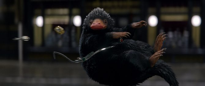 Niffler (Warner Bros)