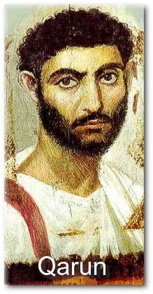 Ilustrasi Qarun (Dindafitrifatim)