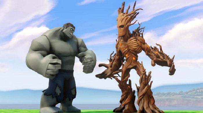 Hulk Bakal Lawan Groot Setelah Avengers: Infinity War?
