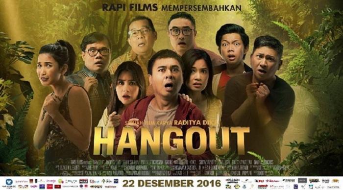 Film 'Hangout' Raditya Dika Janjikan Akhir yang Tak