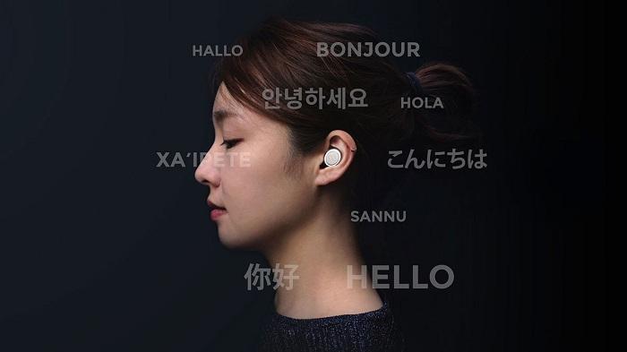 Earphone Canggih, Bisa Terjemahkan 30 Bahasa Secara Instan