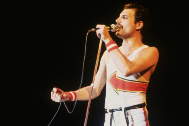 Freddie Mercury (Ultimateclassicrock)