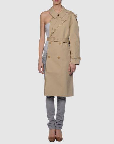 Long coat separuh (Gregetan)