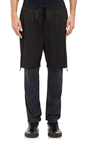 Phillip Lim Two-In-One Lounge Pants (Gregetan)