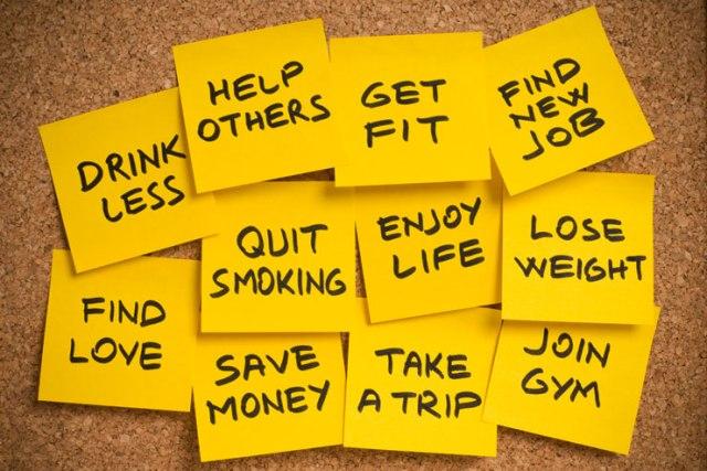 5 Tips Bikin Resolusi Ini Bisa Jadikan Hidupmu Lebih Baik di Tahun 2017