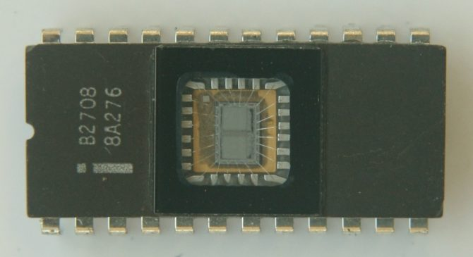 UV EPROM (Wikipedia)