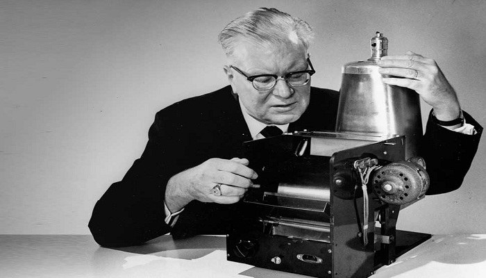 Kisah Hidup Chester Carlson, Penemu Mesin Fotokopi Pertama di Dunia
