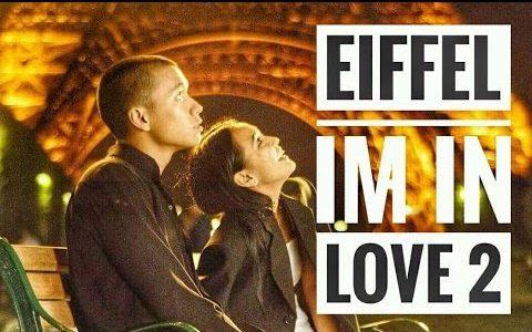 Bakal Ada Sekuelnya, Ini Kemesraan Adit dan Tita di Eiffel I'm In Love Buat Nostalgia