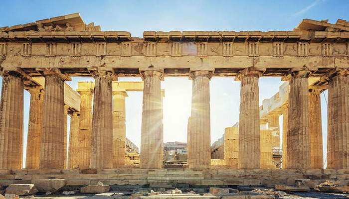 Kuil Parthenon Ikon Yunani Ternyata Pernah Dijadikan Masjid