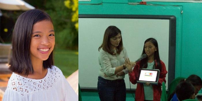 Baru 13 Tahun, Gadis Ini Sukses Dirikan Perusahaan IT