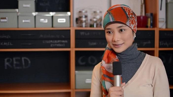 Marina Kusumawardhani, Pemudi Cantik Indonesia yang Sukses Berkiprah di Bisnis Internasional
