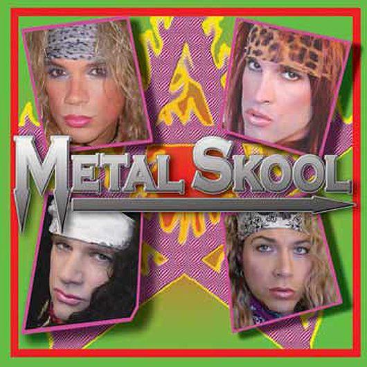 Metal Skool (Wikipedia)