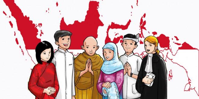 Sederet Kisah Toleransi Beragama di Indonesia yang Menyejukan Hati