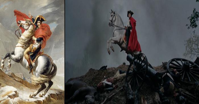 Adegan-adegan Film yang Ternyata Terinspirasi dari Lukisan Klasik