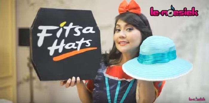 Kocaknya Lagu dan Video Klip Fitsa Hats Karya YouTuber Ini