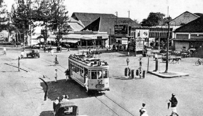 Menelusuri Jejak Alat Transportasi Trem yang Pernah Ada di Jakarta
