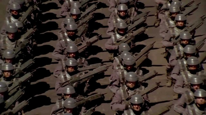 5 Seragam Militer Terbaik dalam Film Fiksi Ilmiah