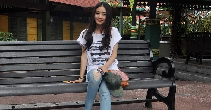 Pamer Gaya Rambut Baru, Natasha Wilona Makin Cantik dan Kece