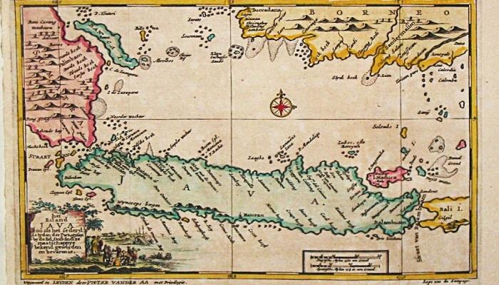 Pulau Jawa Dulunya Berkoloni dengan Atlantis?