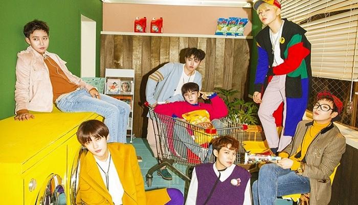 Wow, Teaser Single Boyband Korea Ini Pakai Produk Jajanan Indonesia sebagai Properti