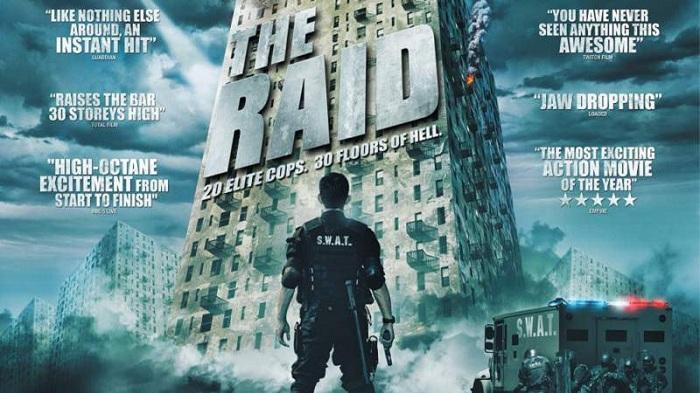 Terungkap Konsep Film The Raid Versi Hollywood dan Bintang Utamanya