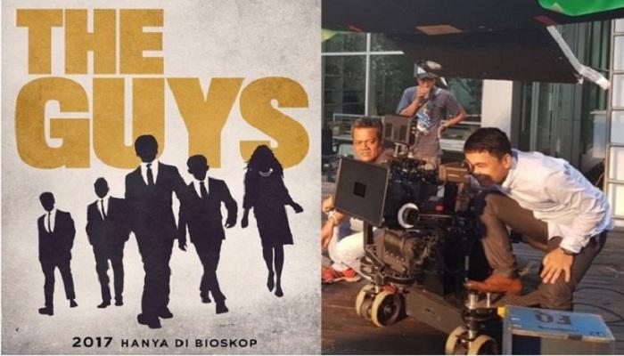 Mengintip Keseruan di Balik Layar Film The Guys Raditya Dika