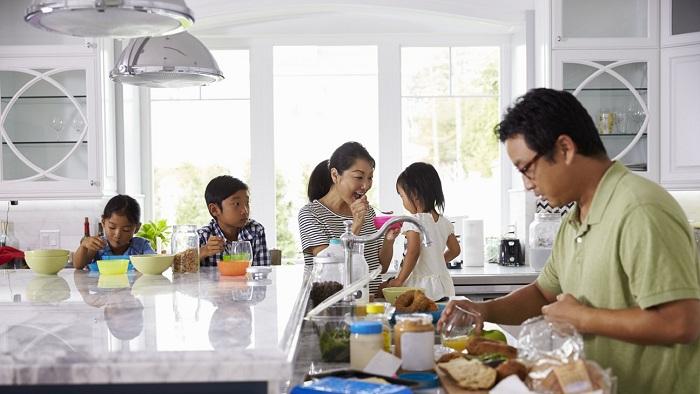 Begini Asal Mula Tradisi Makan 3 Kali Sehari