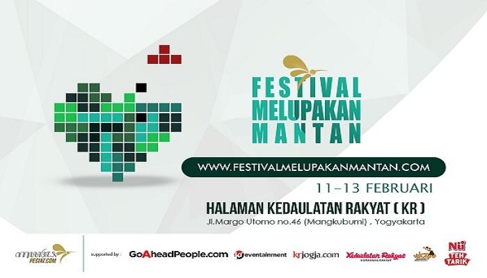 Festival Melupakan Mantan di Yogyakarta, Buat Kamu yang Ingin Move On