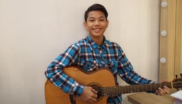 Mantap, Penyanyi Cilik Tegar Debut Perdana di Malaysia