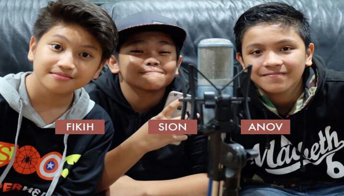 Soundboy Junior, Boyband Remaja yang Siap Saingi CJR
