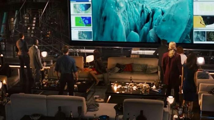 Begini Reaksi Para Avengers Nonton Trailer Baru Justice League