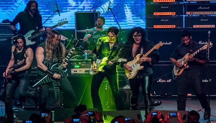 Siap-siap, 5 Dewa Gitar Dunia Bakal Gelar Konser di Indonesia