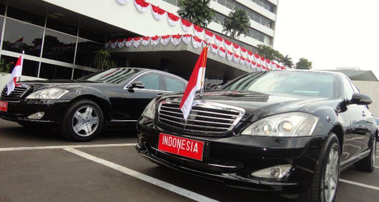Menengok 5 Mobil Dinas Super Canggih dan Mewah yang Dipakai Presiden Indonesia