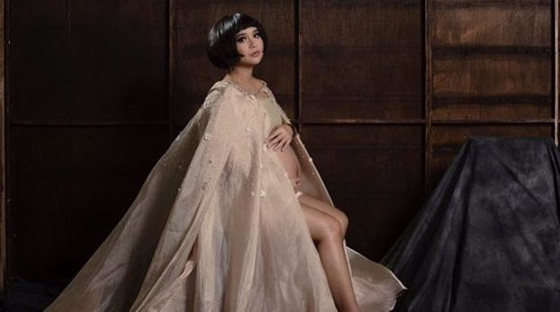 Sederet Potret Kehamilan Putri Titian Ini Cantik dan Bikin Pangling