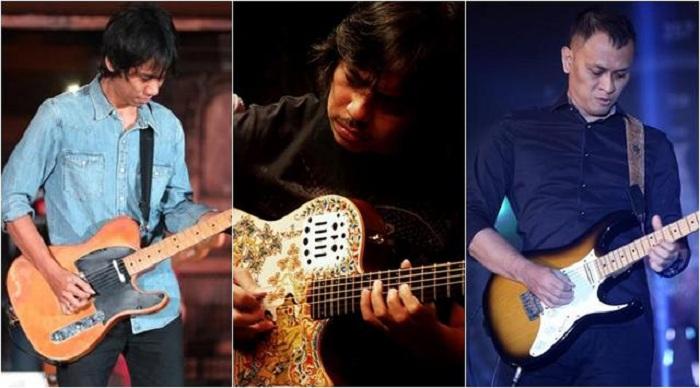 5 Gitaris Paling Jago di Indonesia