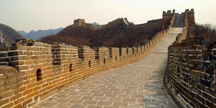 5 Tembok Paling Bersejarah di Dunia