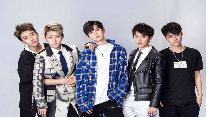 Dikira Boyband, Ternyata Grup Vokal Ini Cewek Semua