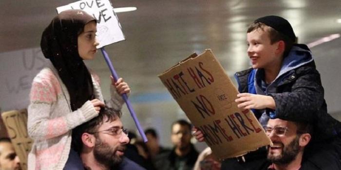 Kisah Toleransi Islam dan Yahudi yang Jadi Viral di AS