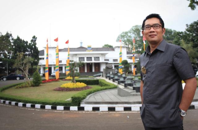 5 Kontribusi Kreatif Ridwan Kamil untuk Bandung