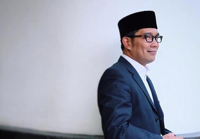 5 Filosofi Ridwan Kamil yang Patut Ditiru Anak Muda