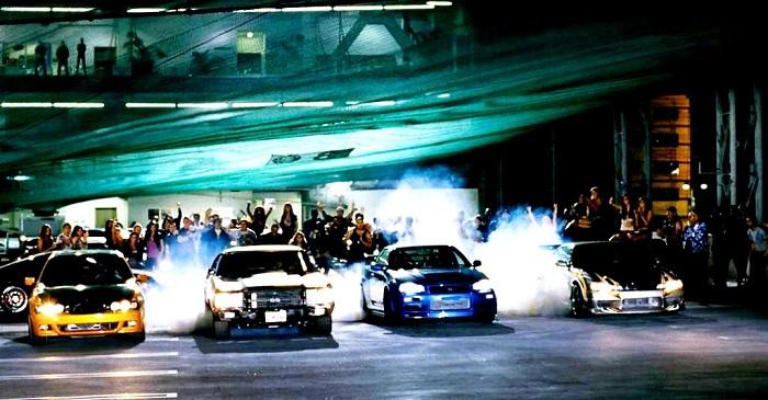 5 Film Seru Bertema Balapan Selain Fast & Furious