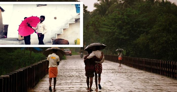 Keren, Remaja 14 Tahun Ini Ciptakan Payung Bertenaga Surya