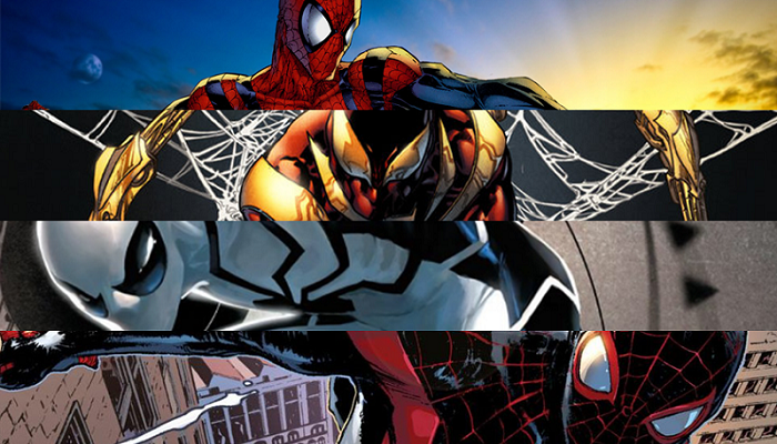 Ini Dia Kostum Lain Spider-Man yang Tak Kalah Keren