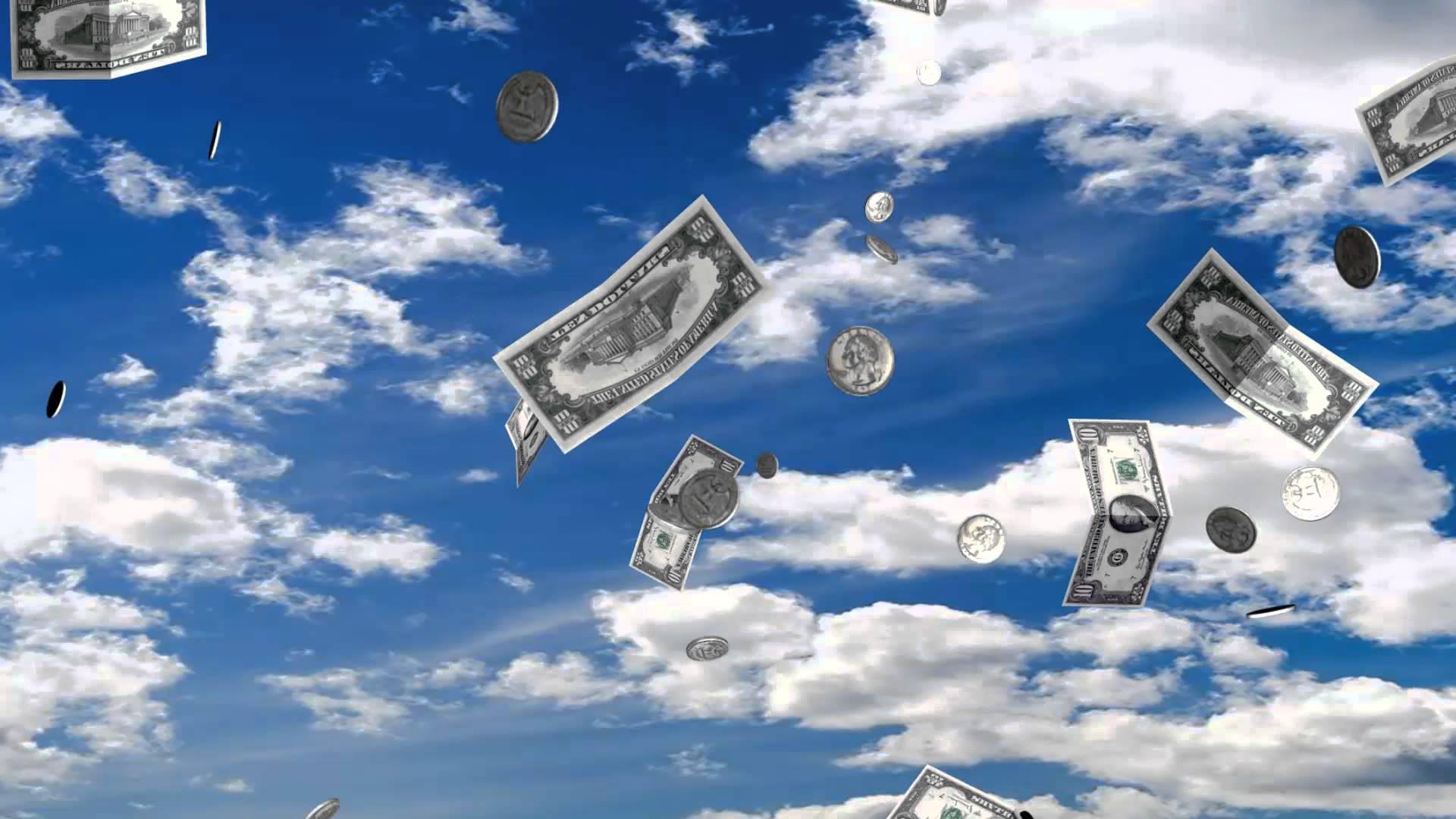 Фон с деньгами для оформления