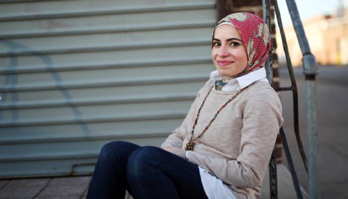 Mona Haydar, Rapper Berhijab dengan Lirik Penuh Kritik