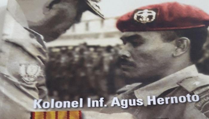 Perjuangan Agus Hernoto, Sang Pasukan Komando Berkaki Satu