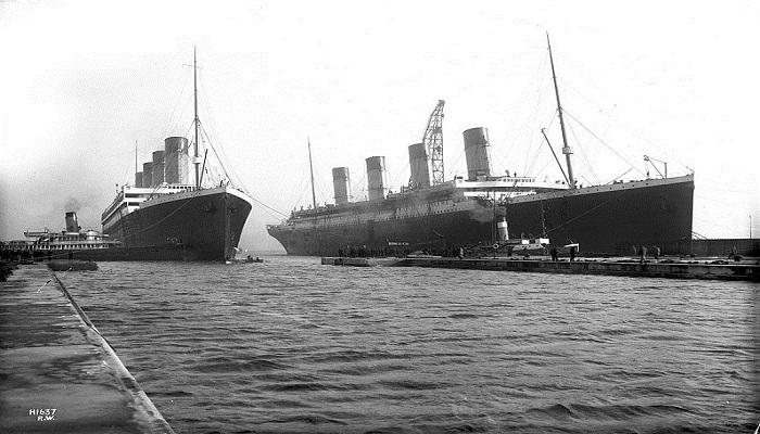 Mengenal 3 Kapal Megah Kembaran Titanic yang Juga Bernasib Tragis